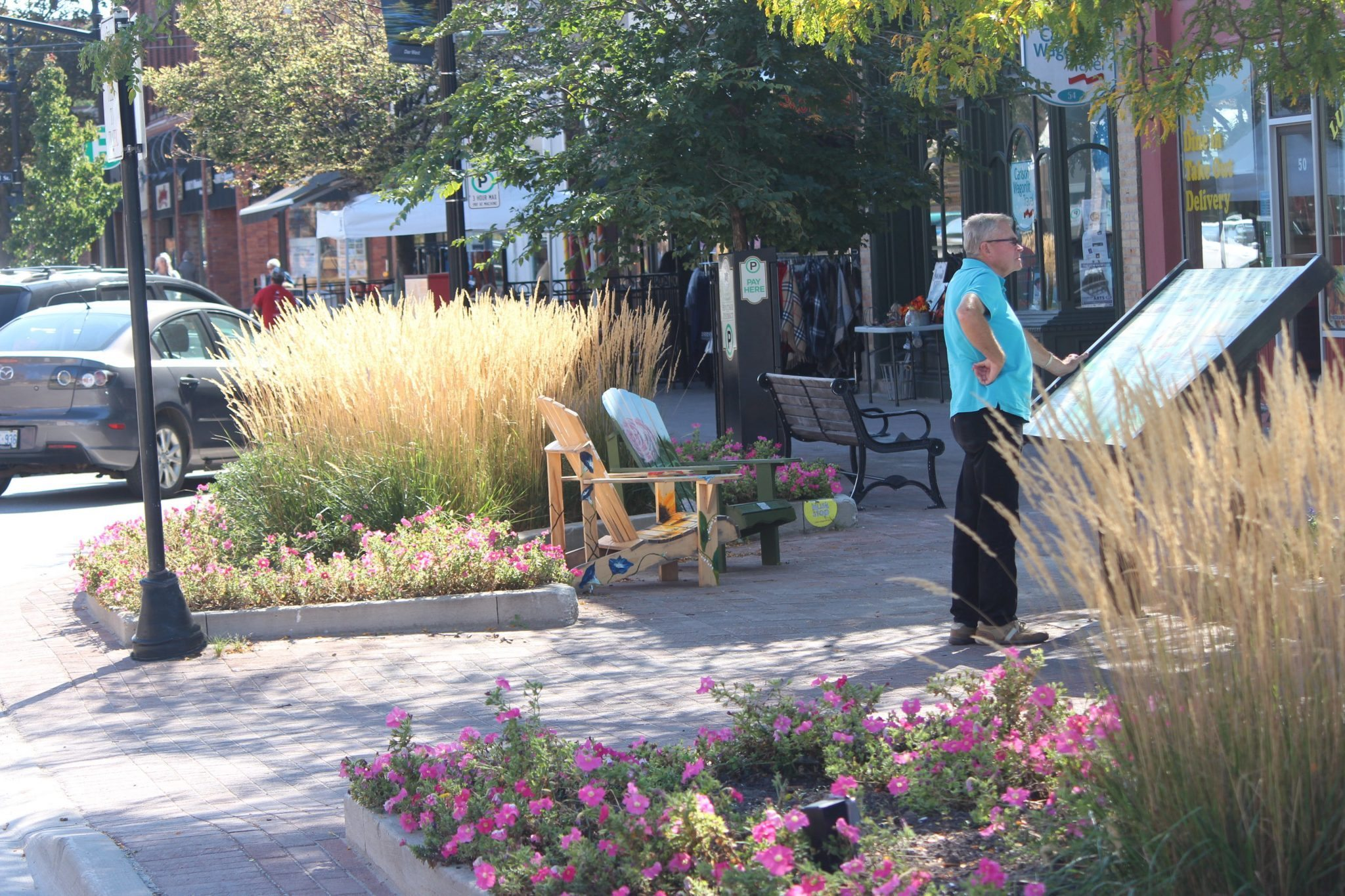 Collingwood Downtown Streetscape Improvements