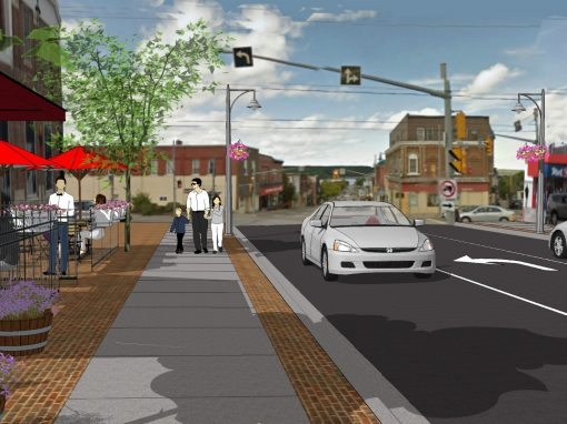 Penetanguishene Downtown Streetscape Revitalization