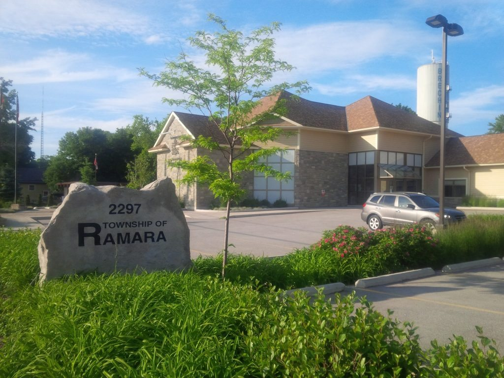 Ramara Administration Building