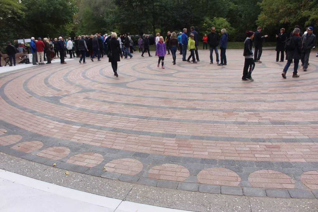 Collingwood Labyrinth