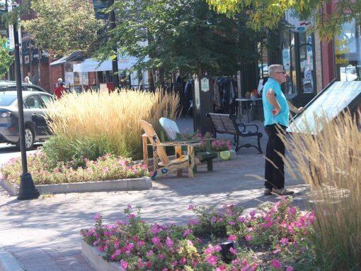 Collingwood Downtown Streetscape Improvements
