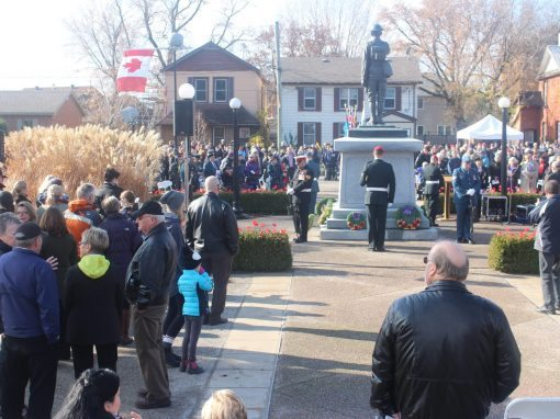 Collingwood Station Museum & Cenotaph