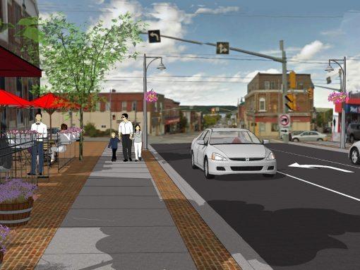 Penetanguishene Downtown Streetscape Revitalization