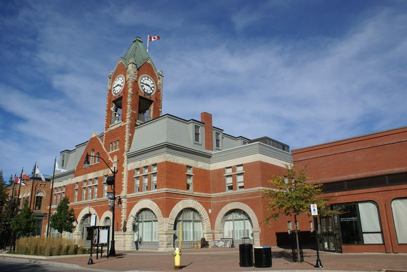 collingwood city-hall
