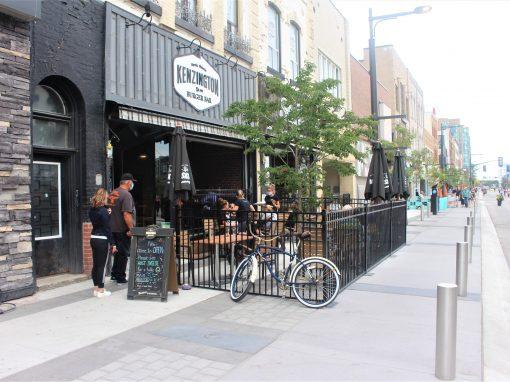 Dunlop Street Revitalization